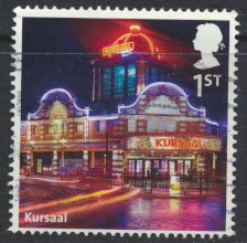 Great Britain SG 3240 Sc# 2957  Used  Kursall  Southend