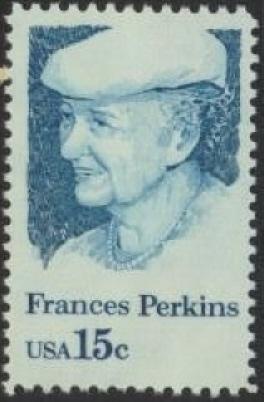1821 Francis Perkins F-VF MNH single