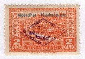 Albania #158 > Issue of 1924 > MH FVF+ > SCV $10