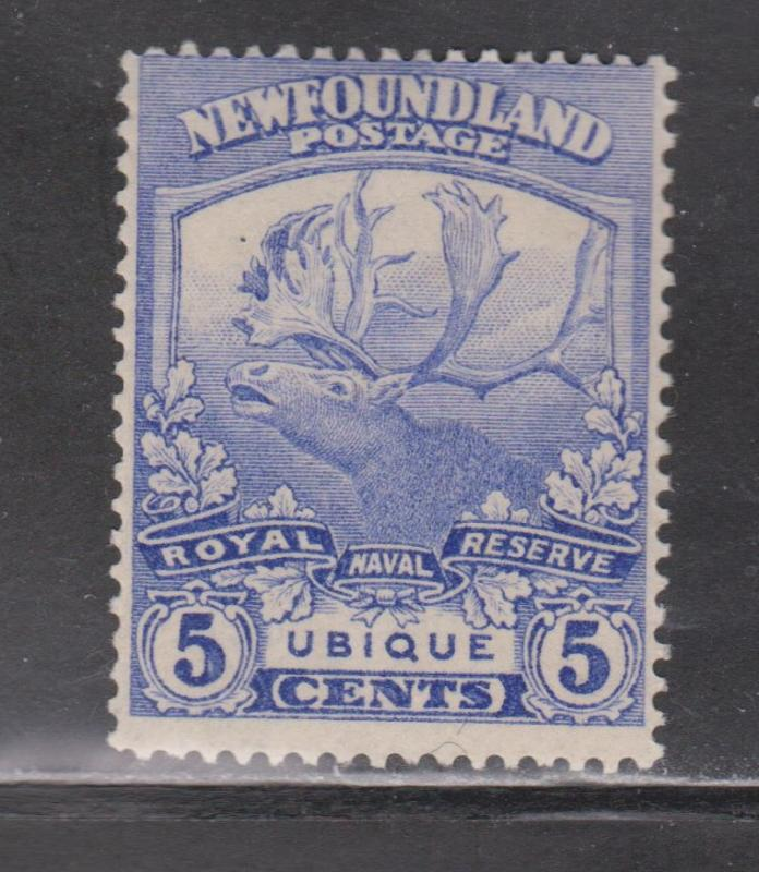 NEWFOUNDLAND Scott # 119 - Mint Never Hinged Trail Of The Caribou Issue