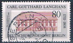 Germany 9N479 Used State Theatre 1982 (G0441)