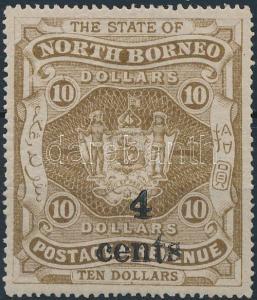 North Borneo stamp Mi 91 HInged 1899 WS200054