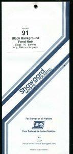 Showgard 91 Black 10 Stripes