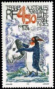 Scott #343 Penguin MNH
