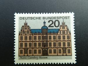 Germany 1964  Sc.875  $0.25  LH