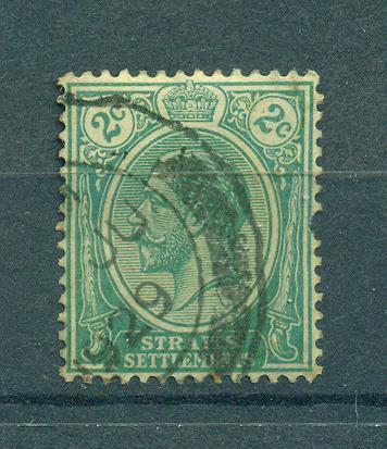 Straits Settlements sc# 180 used cat value $.25