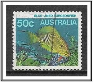 Australia #912 Marine Life Used