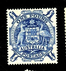 AUSTRALIA #220 MINT VF OG NH Cat $45