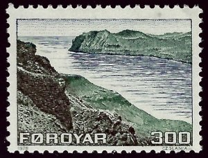 Faroe Islands #17 MNH VF...Grab a Deal!
