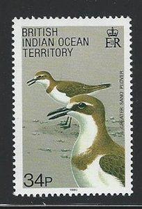 British Indian Ocean Territory mnh sc 98