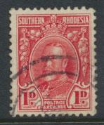 Southern Rhodesia SG 16a Perf 11½  Used