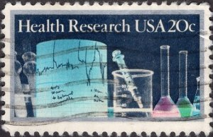 United States 2087 - Used - 20c Health Research  (1984)