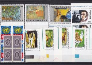 Romania Stamps Ref 14714