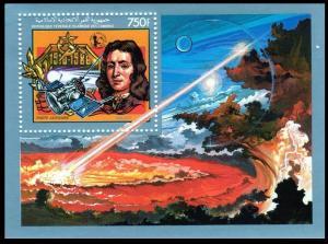 1988 Comores Islands 862/B262 Halley's Comet 9,00 €