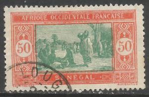 SENEGAL 105 VFU Z309