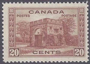 Canada Scott #243 Mint jumbo margins NH VF