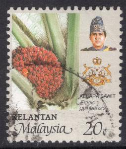 MALAYSIA-KELANTAN SCOTT 120
