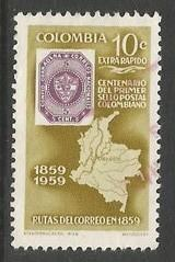 COLOMBIA C354 VFU MAP R403-2