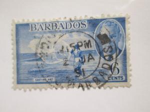 Bardados #220 used
