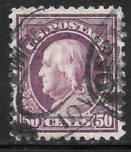 USA 517: 50c Franklin, used, F-VF
