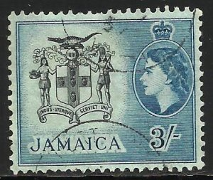 Jamaica 1956 Scott# 171 Used