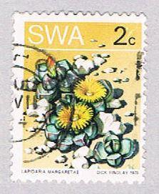 South West Africa 344 Used Flowers 1973 (BP26327)