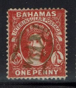 Bahamas SG# 33x - Used - Reversed Wmk - Lot 021216