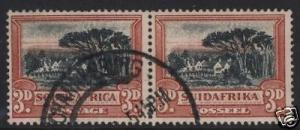 South Africa #38 Used Pair