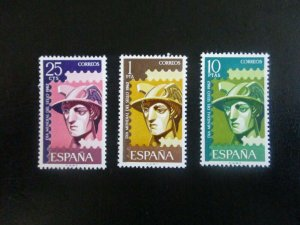 Spain #1108-10 Mint Never Hinged (N6T9) WDWPhilatelic