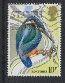 Great Britain SG 1109 - Used - Birds