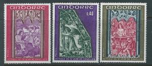 Andorra, French 199-201 (M)