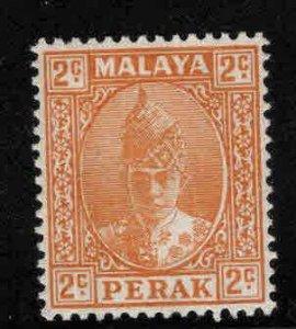 MALAYA Perak Scott 85A MH* stamp