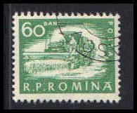 Romania CTO NH Fine ZA6856