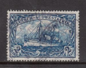 German South West Africa #32 Used Very Fine
