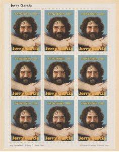 Tanzania Scott #1412 Stamps - Mint NH Souvenir Sheet