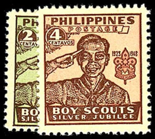 PHILIPPINES 528a-29a  Mint (ID # 52001)
