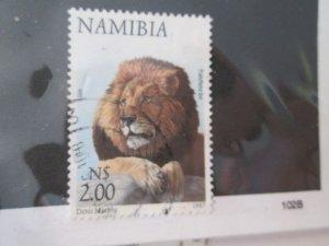 Namibia #867 used  2019 SCV = $0.45