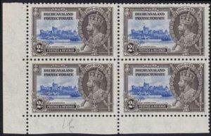 Bechuanaland 1935 SC 118 Var / SG 112a Bk 4 MNH TL Extra Flagstaff