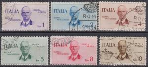 Italy #C73-8 F-VF Used CV $1907.00 (B7740)