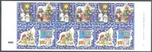 Sweden 1913b MNH Complete Booklet - Christmas