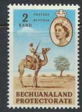Bechuanaland  SG 181 Lightly Mounted Mint