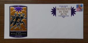 Nike World Masters Games Unused Cover Moments in the Sun Aug 9 1998 Portland OR