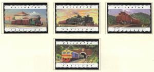 THAILAND Scott 1712-1715 MNH** set