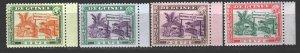 Guinea. 1965. 286-89. New York World Fair. MNH.