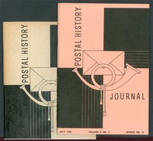 Postal History Journal June 1962 & July 1966