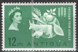 Antigua  133  MNH  FAO  Freedom From Hunger Campaign