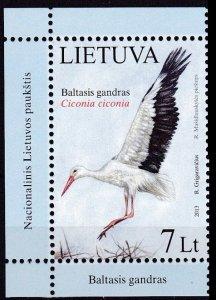 2013 Lithuania 1130 Birds 5,50 €