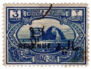 (I.B) Iraq Revenue : British Occupation 3a