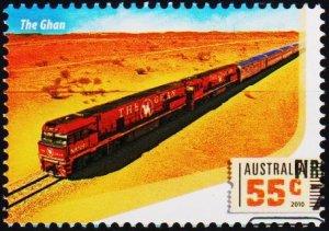 Australia. 2010 55c Fine Used