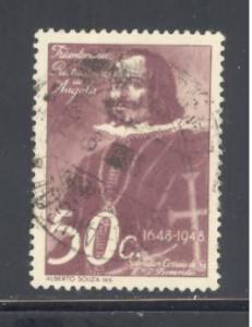 Angola Sc # 308 used (RS)